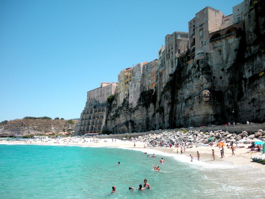 Matrimonio Spiaggia Tropea : Tropea informazioni turistiche per le vacanze in calabria